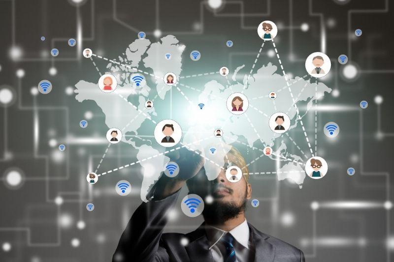 Invista em networking